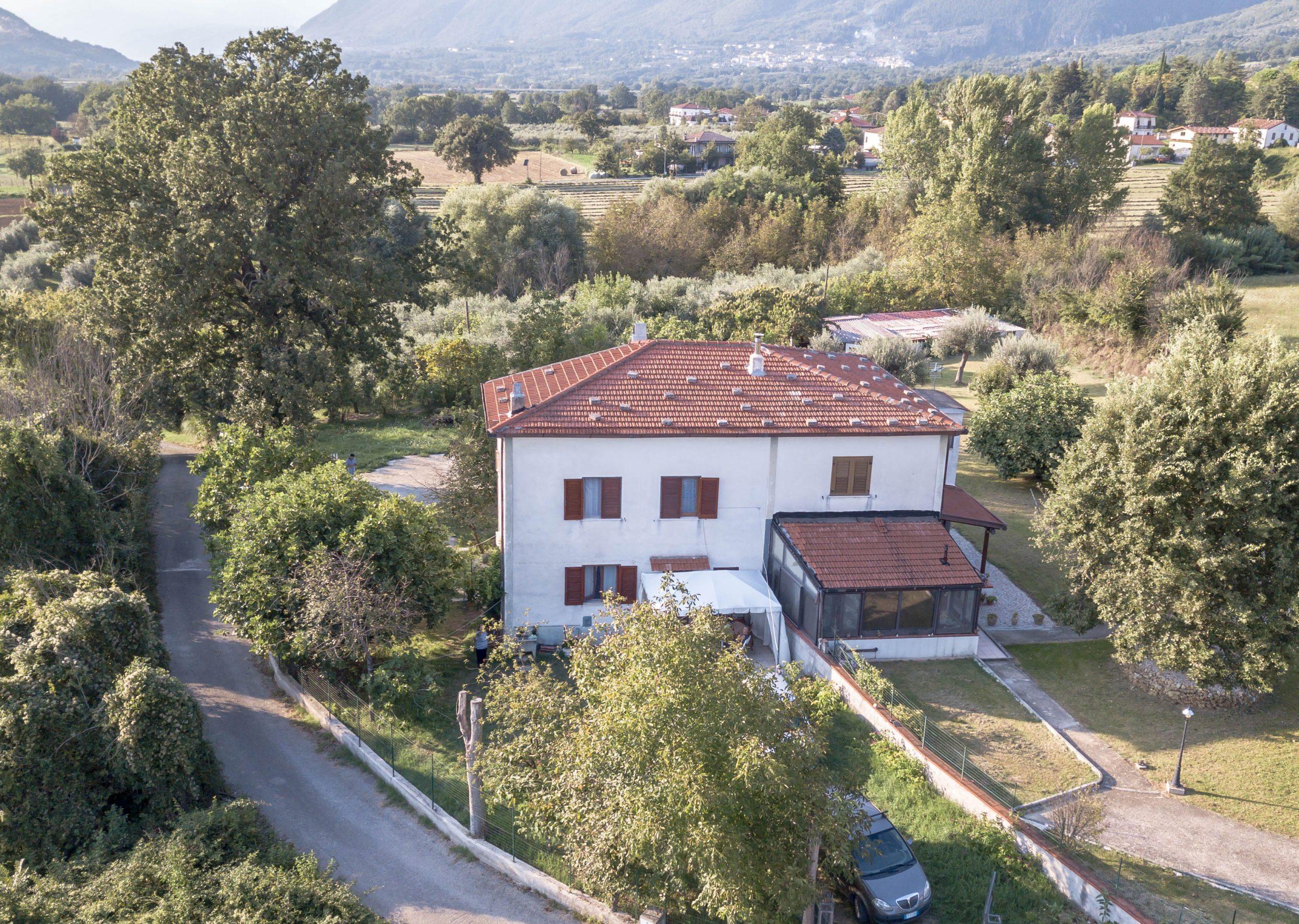 Porzione di casa  in vendita a Prata Sannita