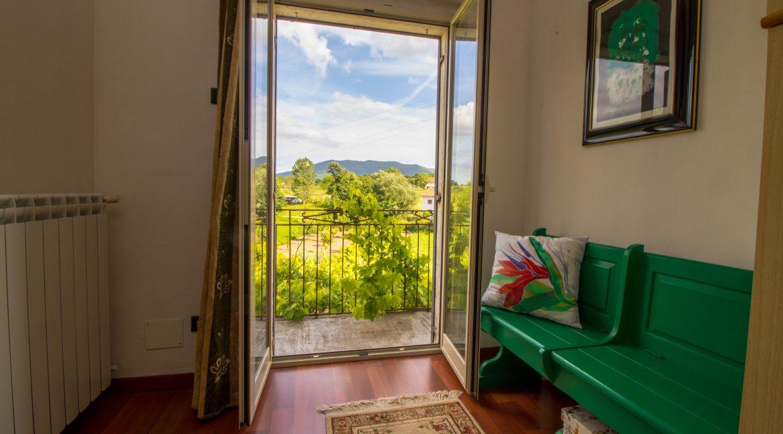 Vista casa di campagna Pratella (1)