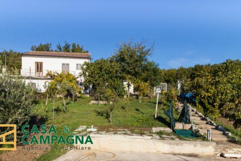 Vista casa di campagna Pratella (11)