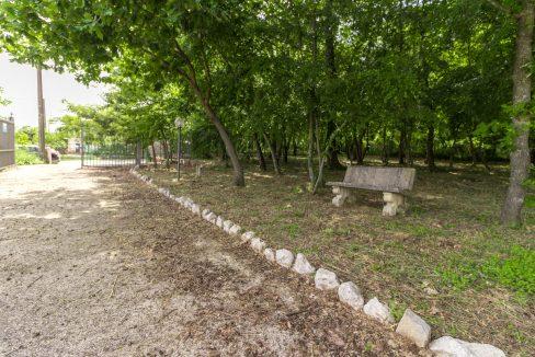 Vista casa di campagna Pratella (15)