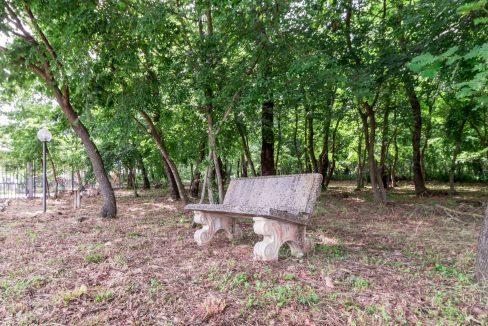 Vista casa di campagna Pratella (17)