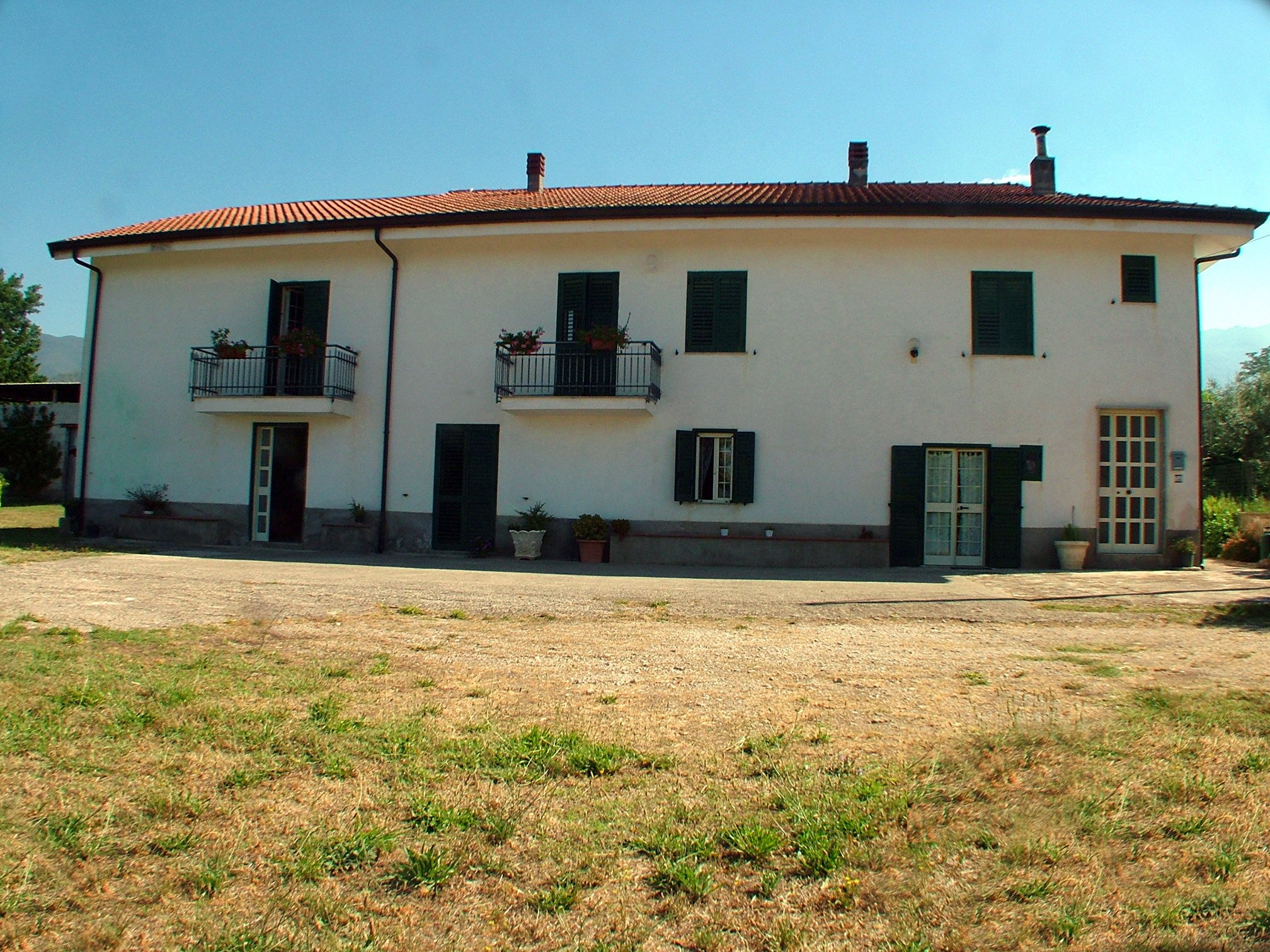 Casa in campagna Sant' Angelo D'alife