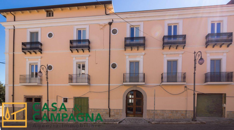 Appartamenti in palazzo signorile