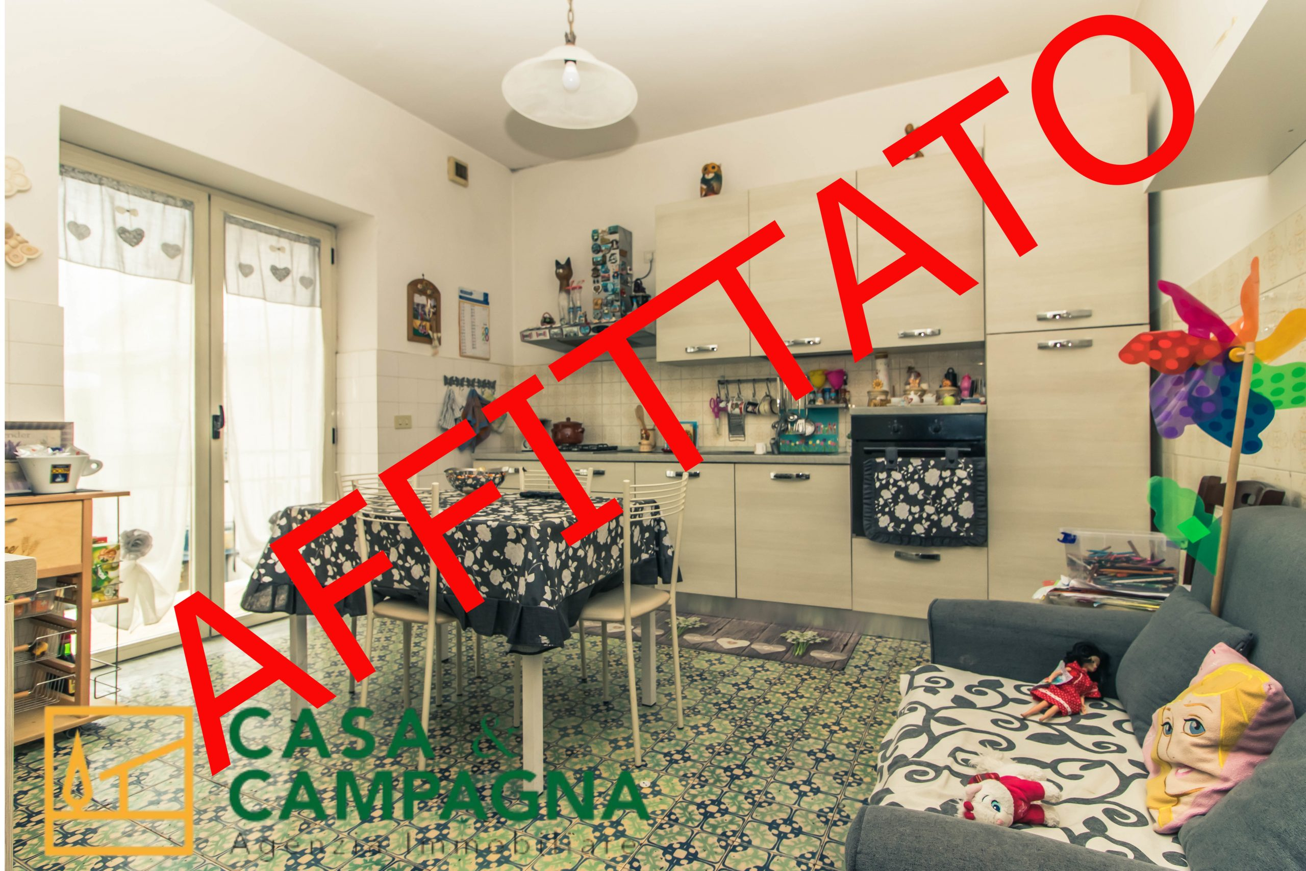 Appartamento in affitto Vairano Scalo